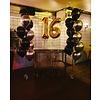 Qualatex Staander van 10 heliumballonnen