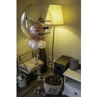 thumb-Bedrukte Ballon - Happy Birthday Girl-5