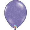"Qualatex Heliumballon Paars met Glitter - 11"" (28cm)"
