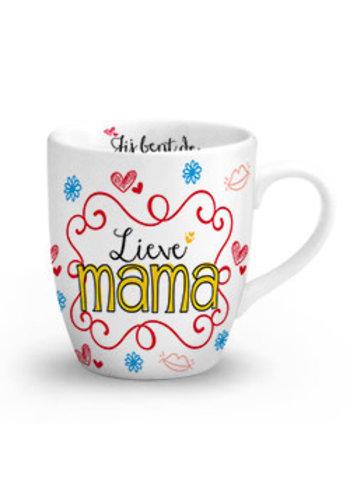 Moederdag Mok - Lieve Mama