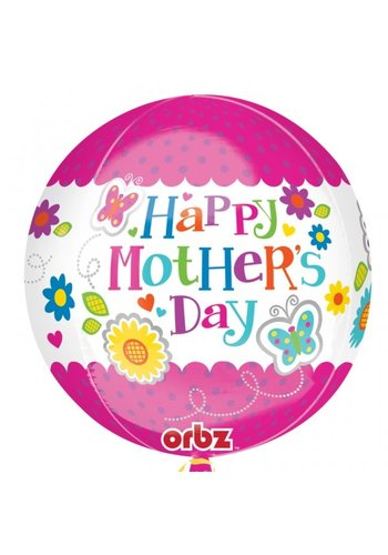 Orbz Happy Mother's Day - 43x45cm