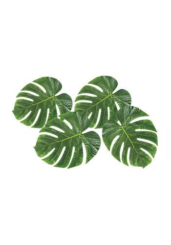 Palmbladeren - 4 stuks