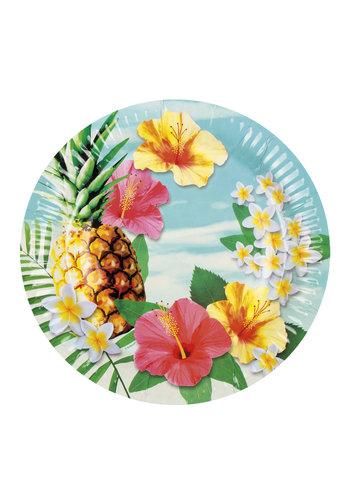 Bordjes Paradise - 6 stuks - 23cm
