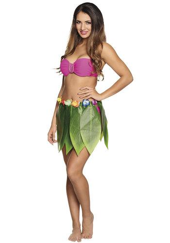 Hawaïrokje Palmblad - 40cm