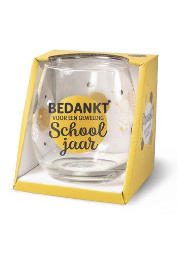 Glas Proost - Schooljaar