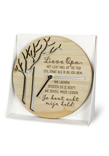 Klok Good Times - Lieve Opa