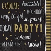 Servetten Graduate You Did It