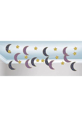 String Decoratie Eid - 6 stuks -