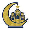 MDF Staand bord Eid