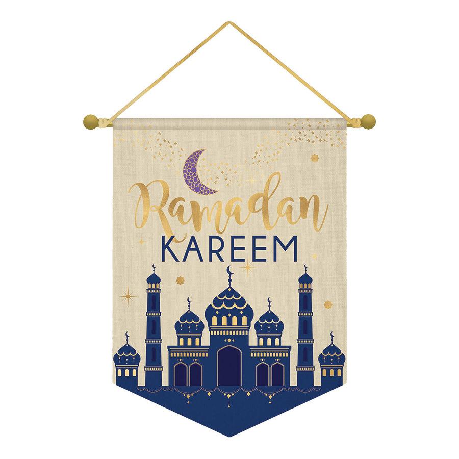 Vlag Eid Ramadan Kareem-1