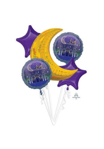 """Folieballonnen Boeket """"Eid"""""""