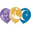 Ballonnen Eid - 6 stuks - 27,5cm