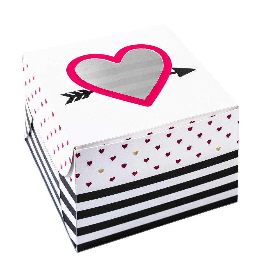 Cake Box Everyday Love - 2 stuks --1