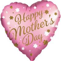 thumb-Folieballon Happy Mother's Day - 71cm-1