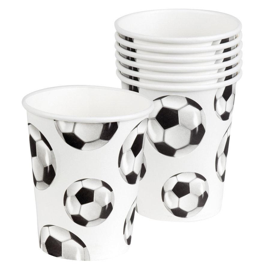 Voetbal Bekertjes-1