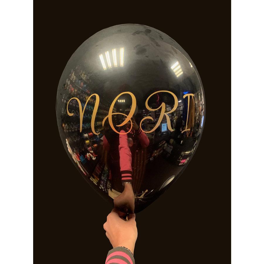 "16"" Bedrukte Latex Ballon met eigen tekst-4"
