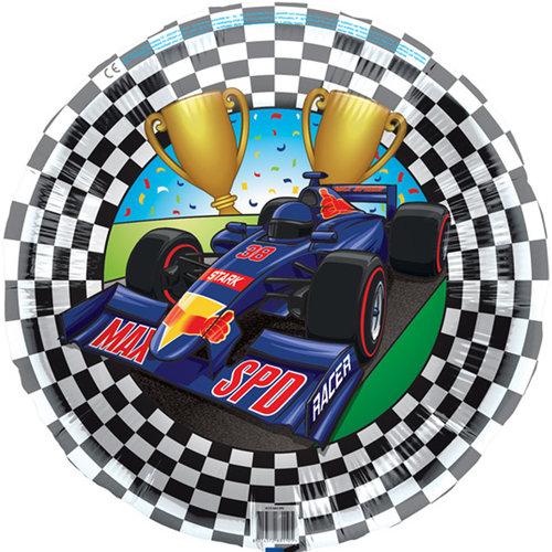 Formule 1 folieballon 45cm