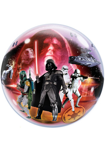 Bubble Ballon Star Wars