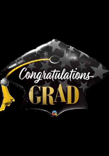 Folieballon - Congratulations Grad - 104 CM