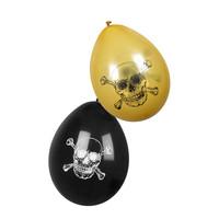 Piraten Swirl Decoratie