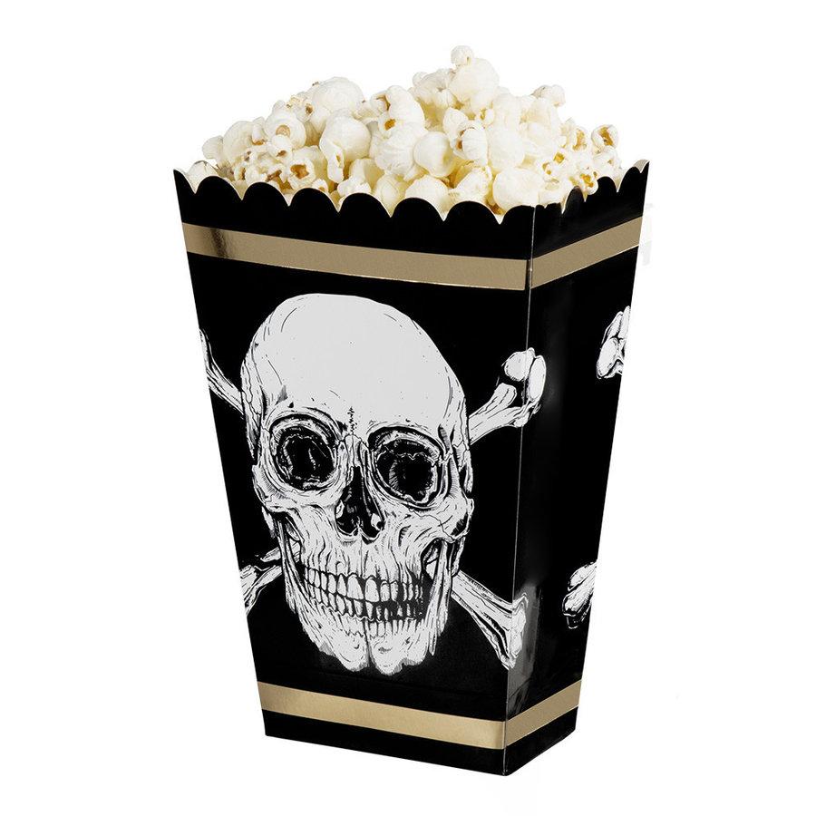 Piraten Popcorn Bakjes-1