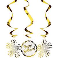 Luxury Gold Hangdecoratie