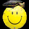 Folieballon Jumbo - Graduation Smile - 91cm