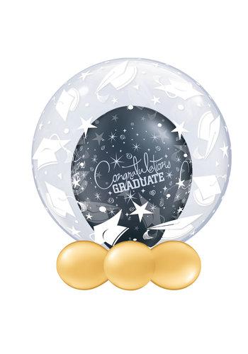 Deco Bubble Congrats - 61 cm - 24 inch