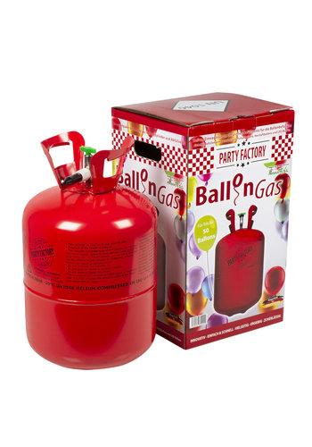 Heliumfles - voor 50 ballonnen