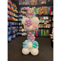 Ballonnen pilaar Unicorn