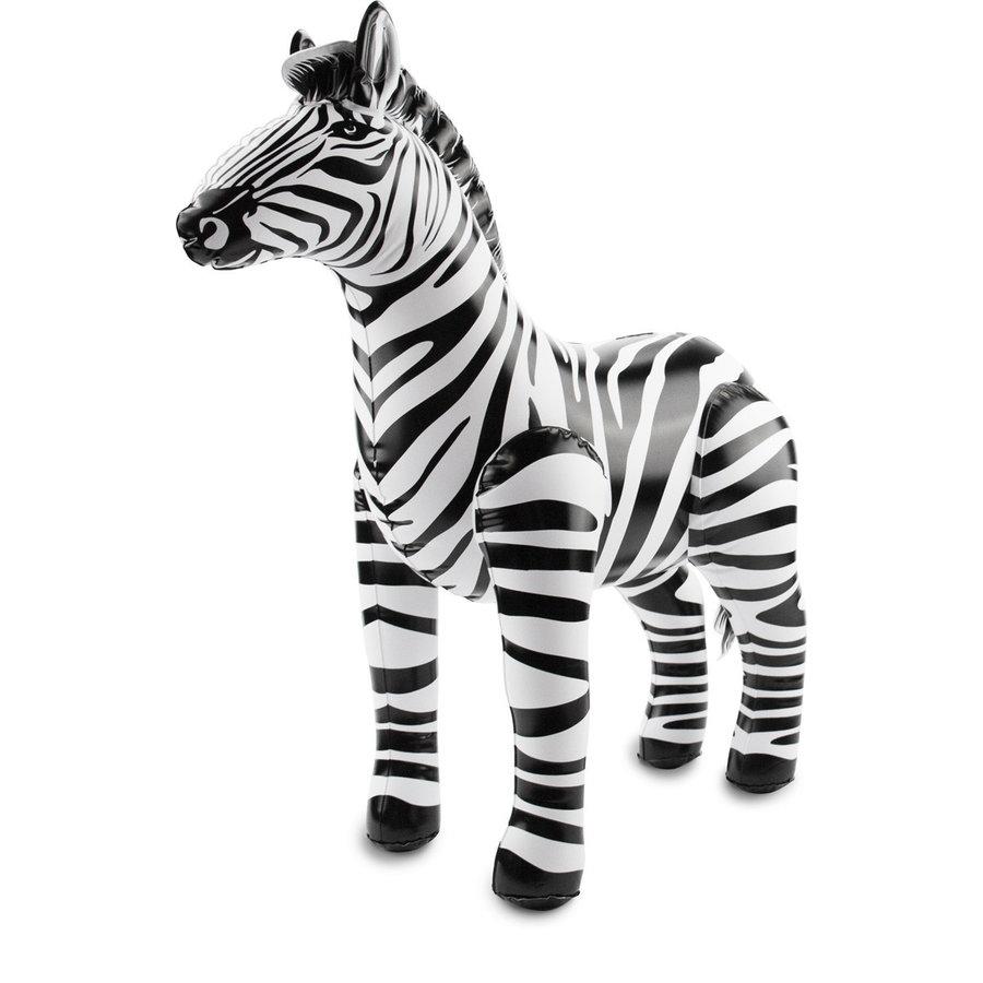 Opblaasbare Zebra-1