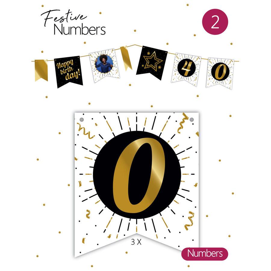 "Festive numbers ""0""-1"