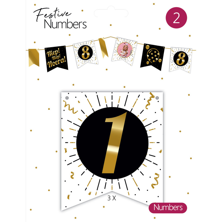 "Festive numbers ""1""-1"