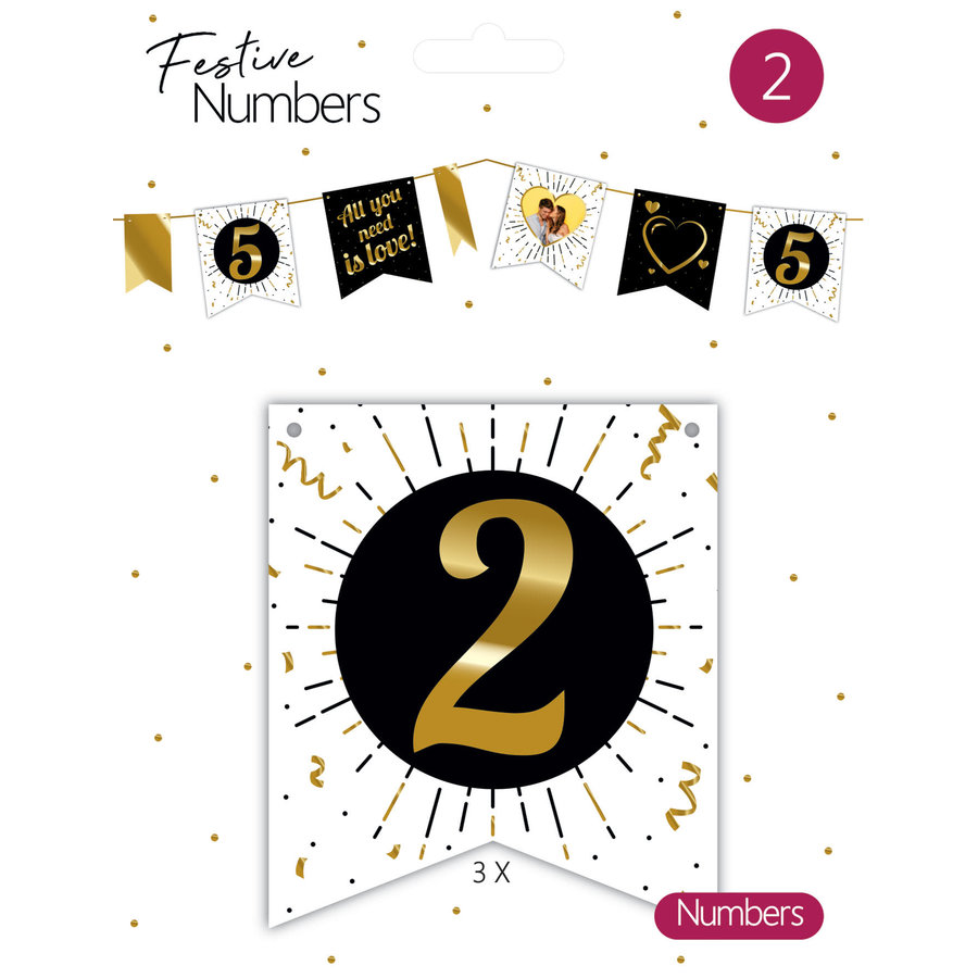 "Festive numbers ""2""-1"