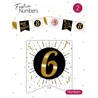 "Festive numbers ""6"""