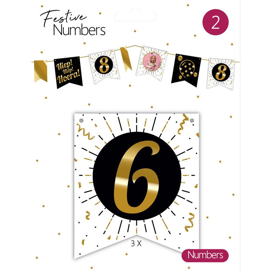"Festive numbers ""6""-1"