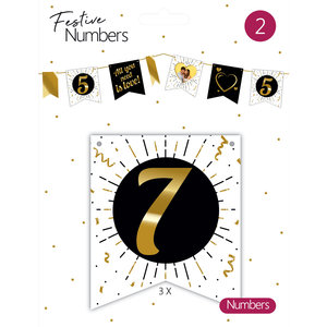 "Festive numbers ""7"""