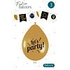 Ballonnen Let's Party 6 stuks