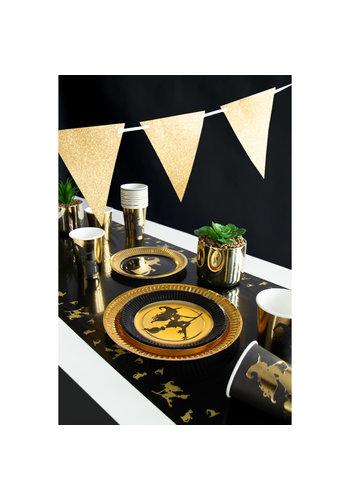 Tafelloper Golden Witch - 40x180cm