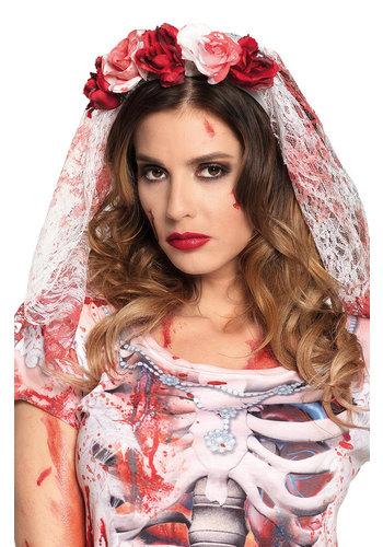 Tiara Horror bride