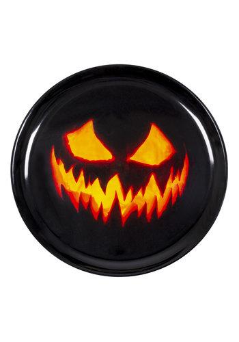 Dienblad Creepy pumpkin - 34,5cm