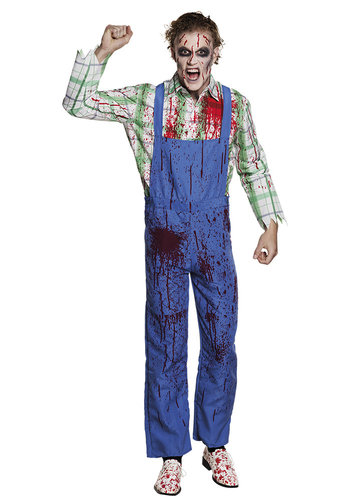 Volwassenenkostuum Bob de Killer