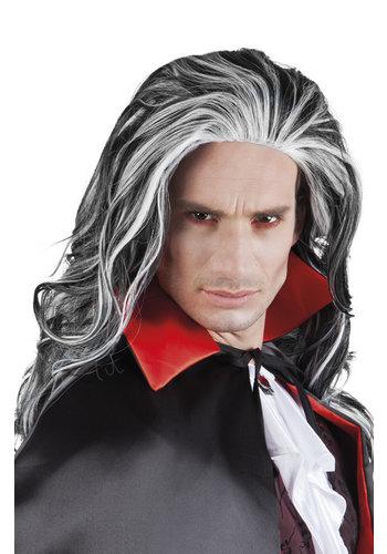 Pruik Vampire Louis