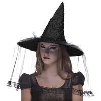 Hoed Witchville zwart
