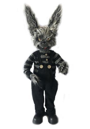 Standing animated rabbit - 60cm