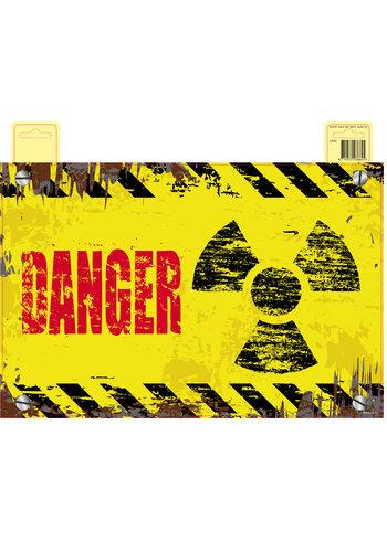 Deurbord Danger - 37cm