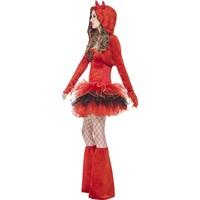 thumb-Fever Devil Tutu Dress - S-2