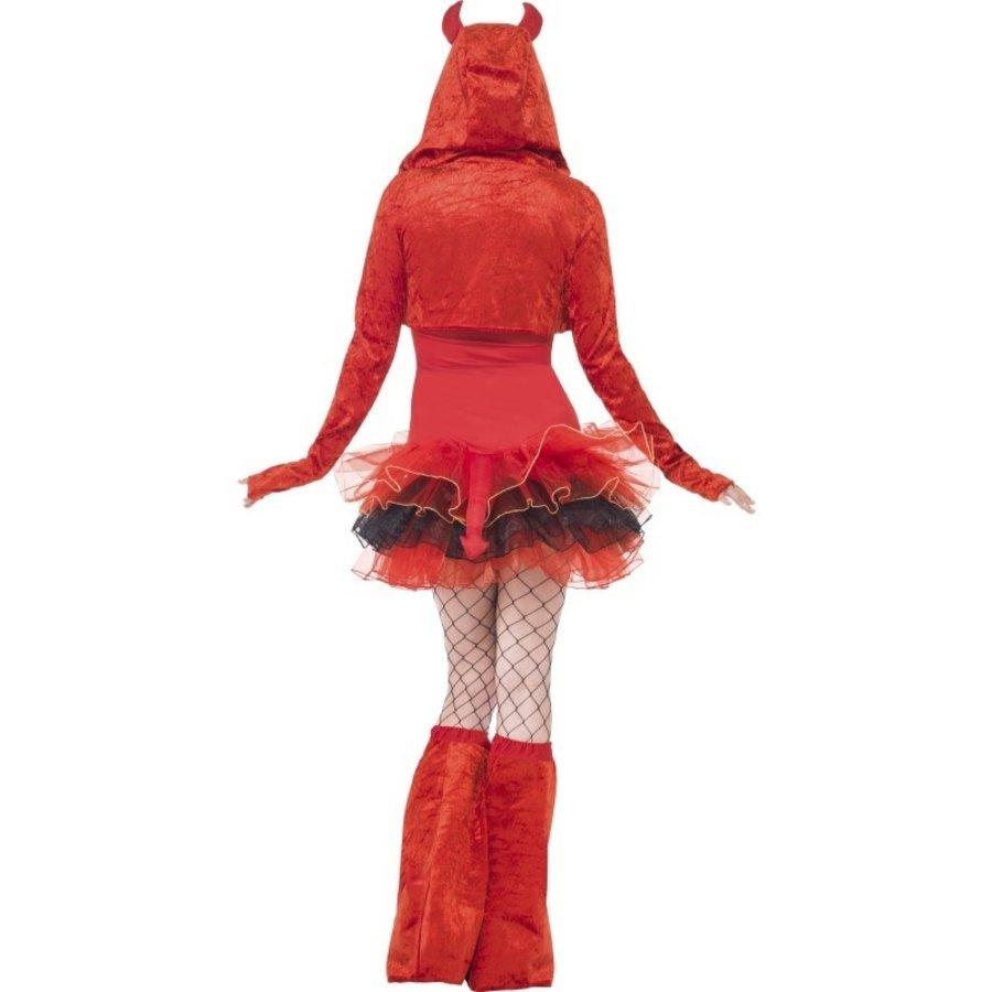 Fever Devil Tutu Dress - S-3