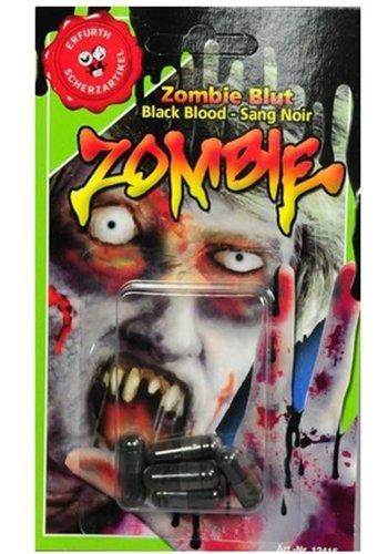 Zombie Bloed Capsulles - 5 stuks