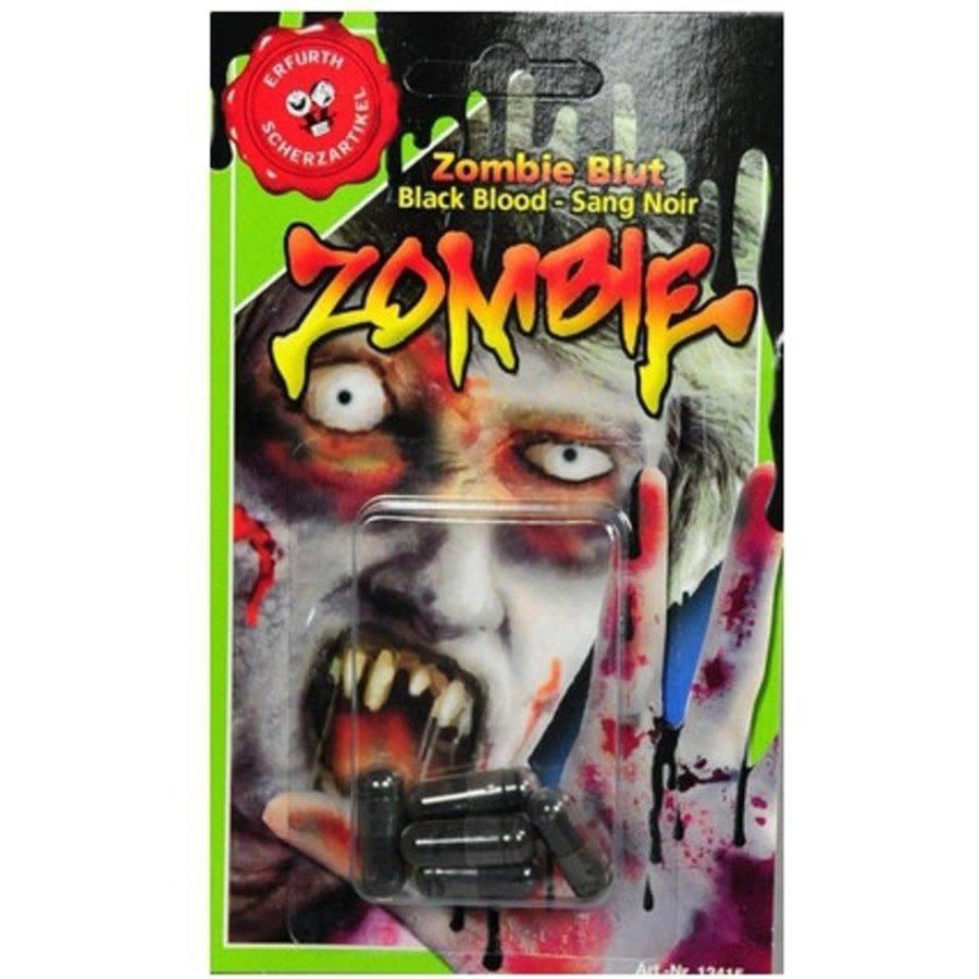 Zombie Bloed Capsulles - 5 stuks-1